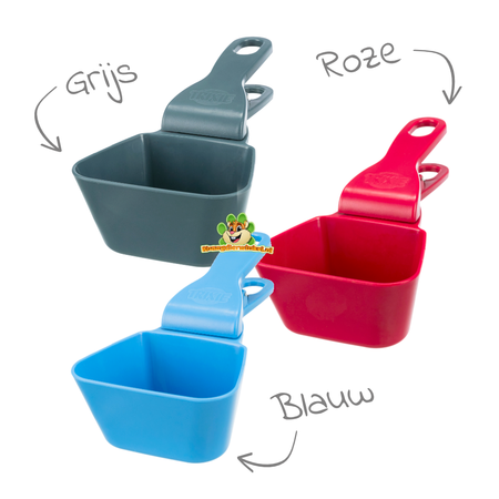 Trixie Feed scoop with clamp 250 ml