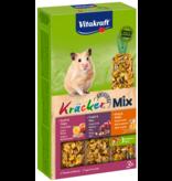 Vitakraft Hamster Kräcker Trio Mix Trauben, Honig & Nüsse