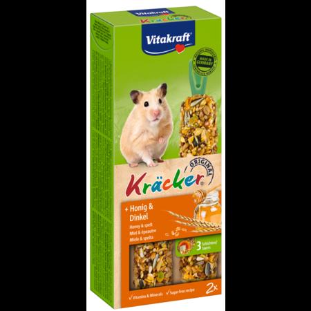Vitakraft Hamster Kracker Honing & Spelt