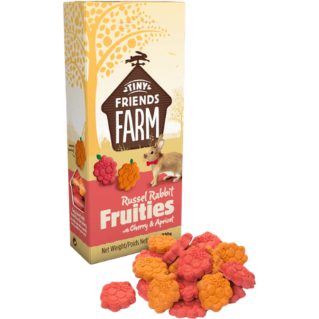 Supreme Russel Rabbit Fruities Cherry & Apricot