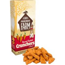Russel Rabbit Crunchers Karotte