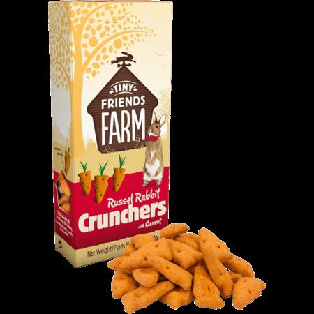 Supreme Russel Rabbit Crunchers Carrot 120 grams