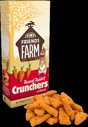 Supreme Russel Rabbit Crunchers Wortel