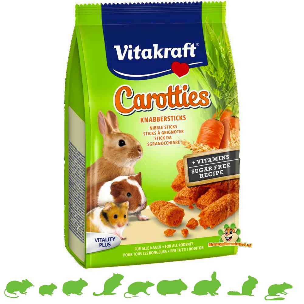 Vitakraft Carotties 50 gram
