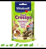 Vitakraft Fruit Crossys Bosbes knaagdier