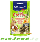 Vitakraft Frucht Crossys tropisches Bananen-Aprikosen-Nagetier