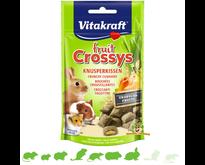 Fruit Crossys Tropical Banaan Abrikoos
