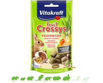 Fruit Crossys Tropical Banana Apricot rodent