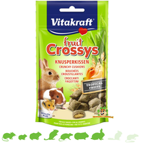 Fruit Crossys Tropical Banaan Abrikoos