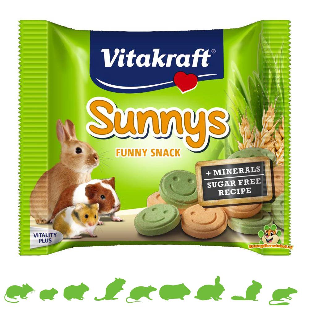 Vitakraft Sunny's Knaagdier 50 gram