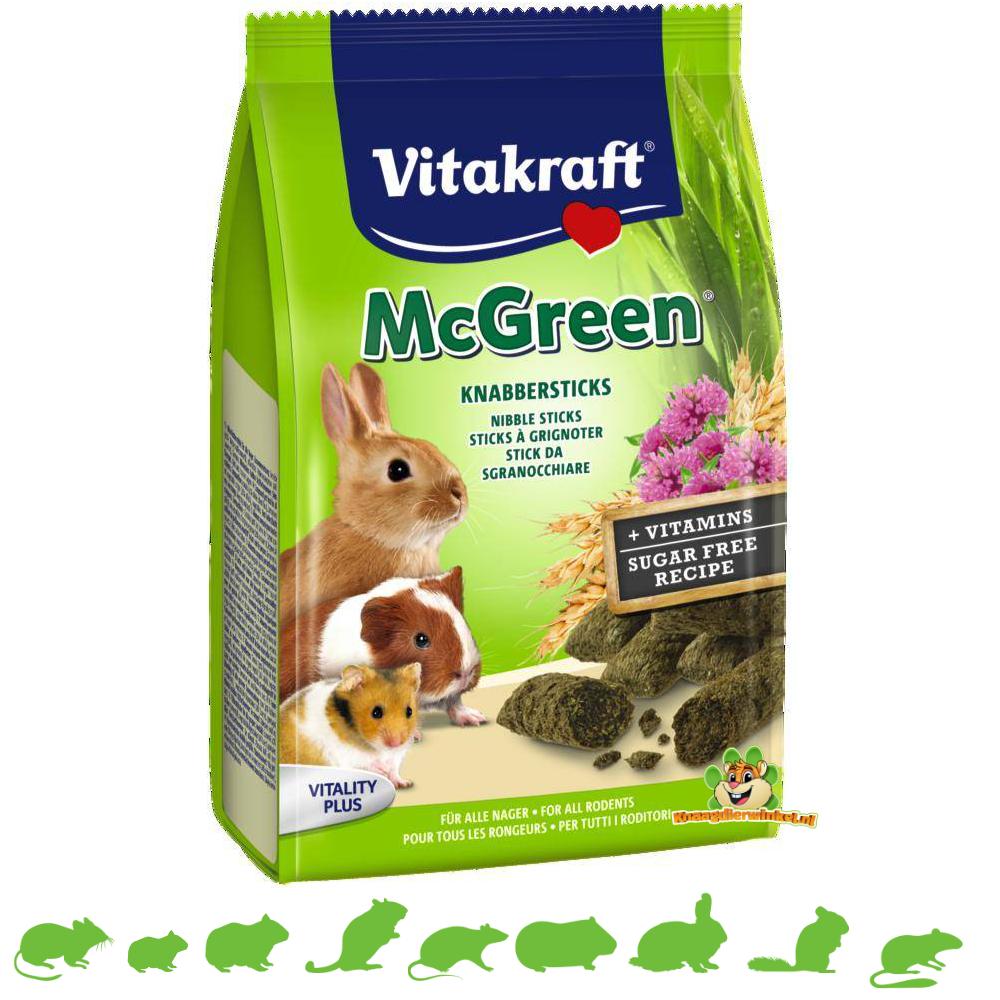 Vitakraft McGreen Nagetier 50 Gramm