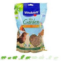 VitaGarden Meelwormen 200 gram (stazak)
