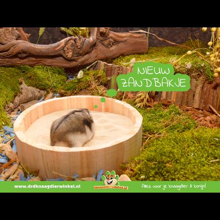 OUTLET Hamsterscaping Sandpit