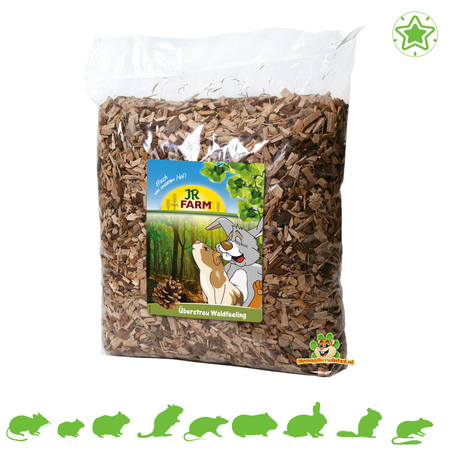 JR Farm Litter Forest Feeling with Pine Cones Ground Cover