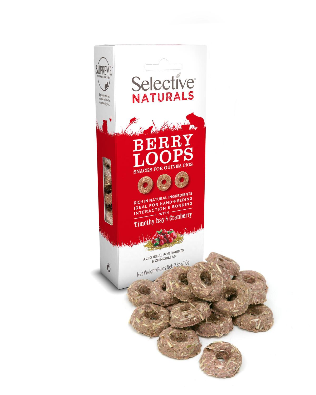 Supreme Selective Naturals Berry Loops Meerschweinchen