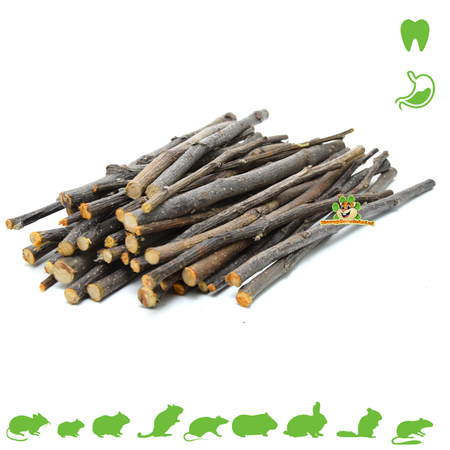 Gnawing Wood Apple Branches 200 grams