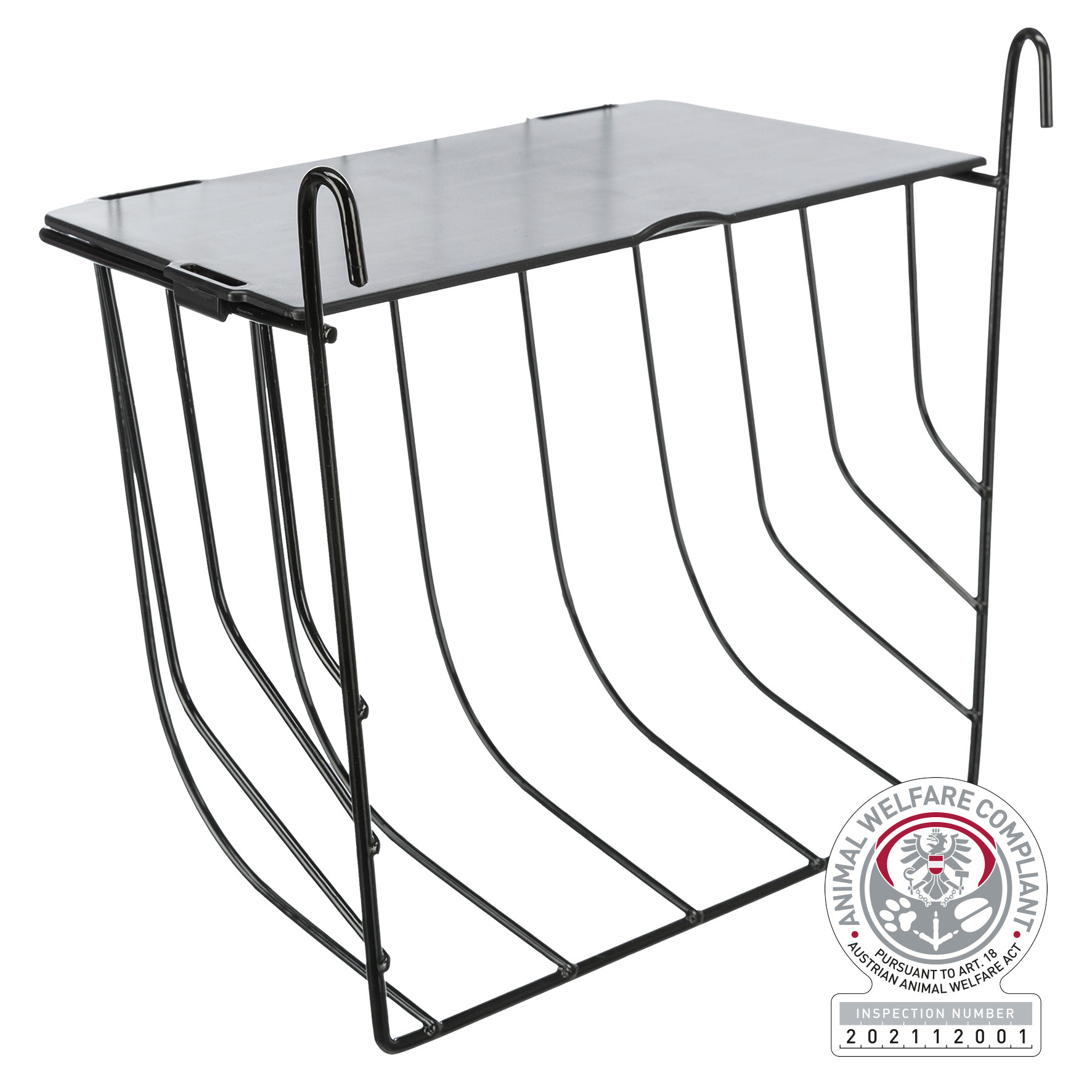 Trixie Metal Hay Rack for hanging 20 cm