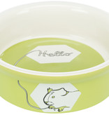Trixie Keramik Food / Water Bowl Farbe Cavia