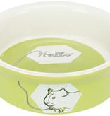 Trixie Keramische Voer/Waterbak Color Cavia