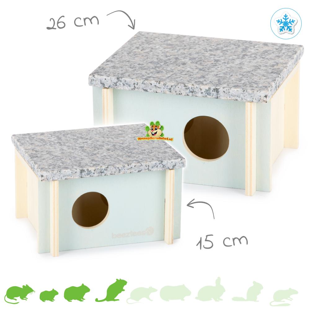 Beeztees Kühlhaus Granit Cico