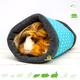 Bunny Nature Fleece-Tunnel 28 cm