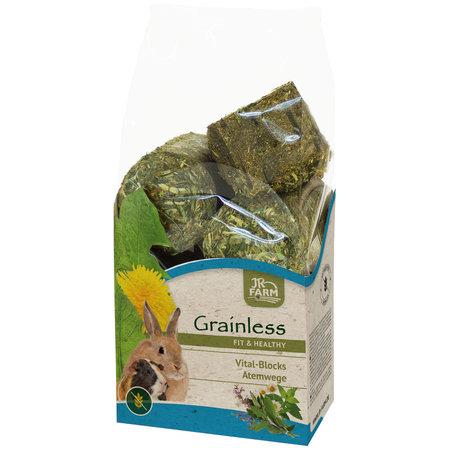 JR Farm Grainless HEALTH Vital Blocks respiratory system 300 grams