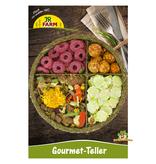JR Farm Knaagdier gourmet bord 13 cm