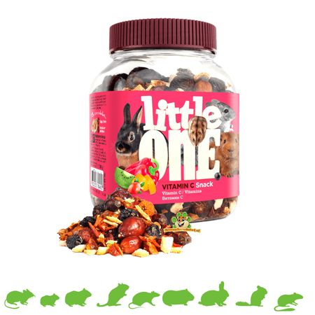 Mealberry Little One Vitamin C 180 grams