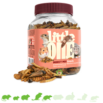Little One Insect mix 75 grams