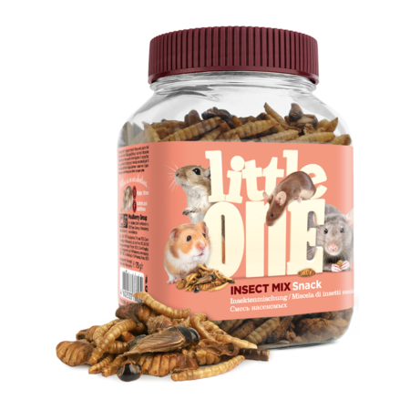 Mealberry Little One Insectenmix 75 gram