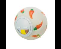 Plastic Snackbal Wortel 7 cm