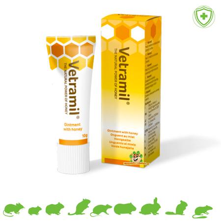 Vetramil Honey ointment Tube 10 grams