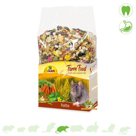 JR Farm Farm Food Ratte 500 Gramm