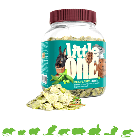 Mealberry Little One Pea flakes 230 grams