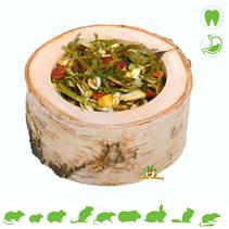 Gewürzdose aus Holz 120 Gramm