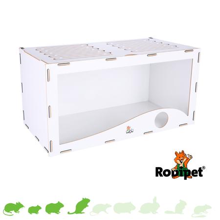 Rodipet LaOla® Nagarium rodent enclosure