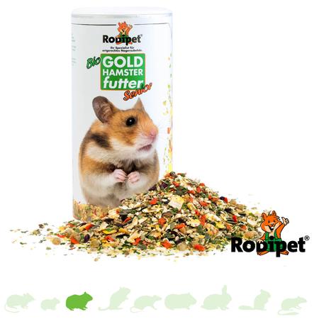Rodipet Bio-Goldhamsterfutter Senior 500 Gramm