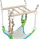 Trixie Hangbrug met Hangmat 22 cm