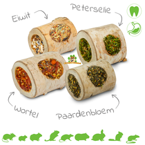 Wooden Nibble Roll