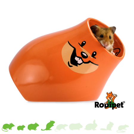 Rodipet Hamster Sandbox 22 cm