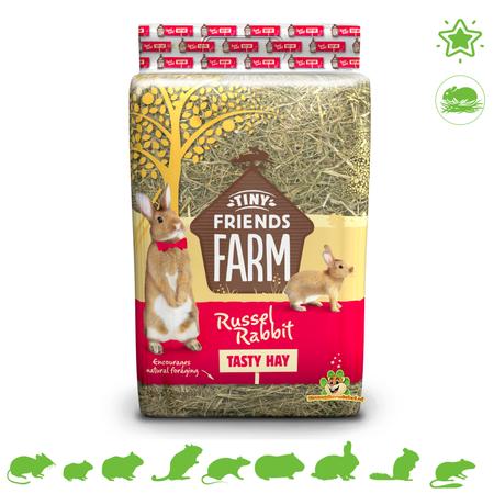 Supreme Russel Meadow Tasty Hay 17 Liter