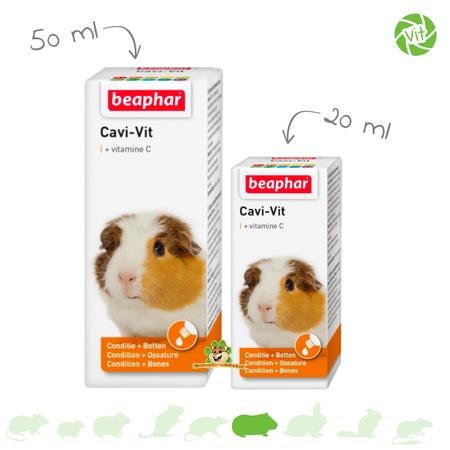 Beaphar Meerschweinchen Vitamin C Tropfen