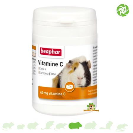 Beaphar Vitamin-C-Tablette