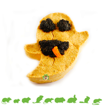 Halloween Snack Nager Ghost XL