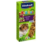 Vitakraft Hamster Kracker Druiven & Noten