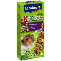 Hamster Kracker Druiven & Noten
