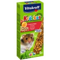 Kracker Hamster Fruit & Flakes