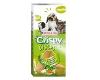 Crispy Biscuit Knaagdier Groente 70 gram