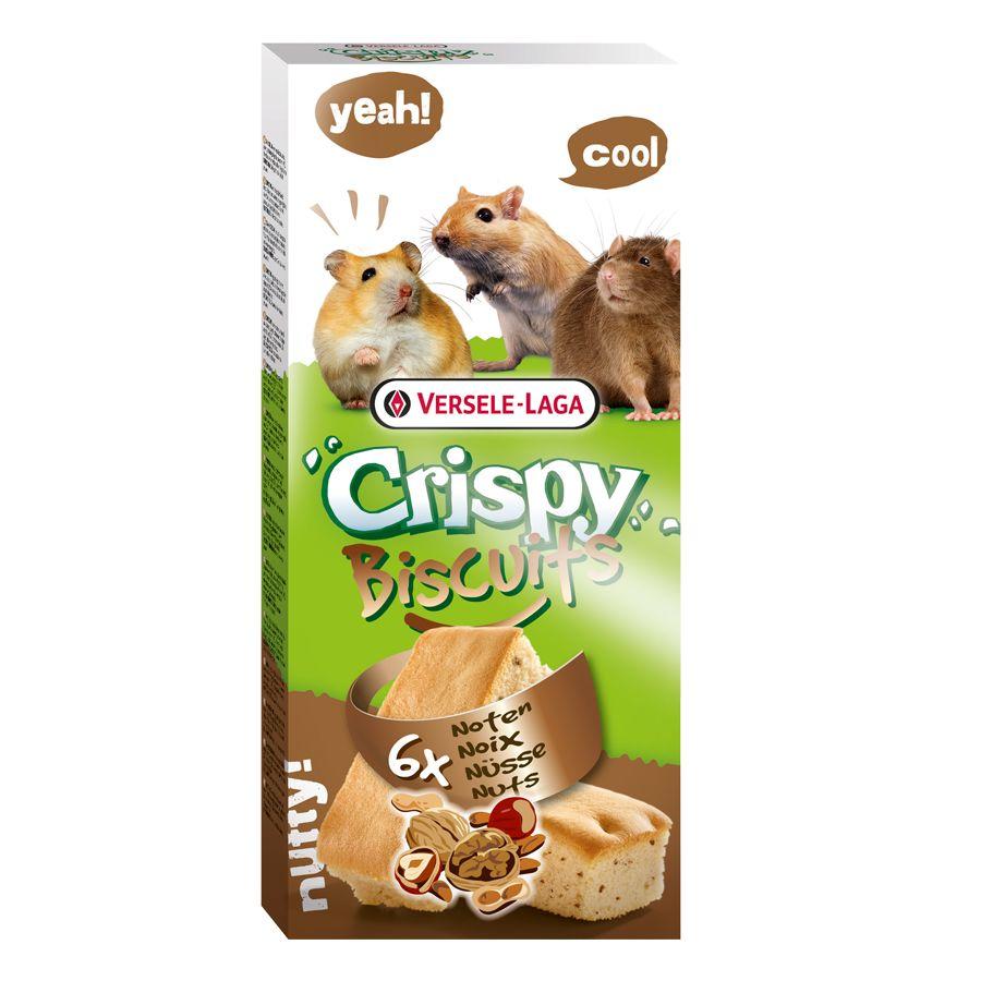 Versele-Laga Crispy Biscuit Knaagdier Noten 70 gram