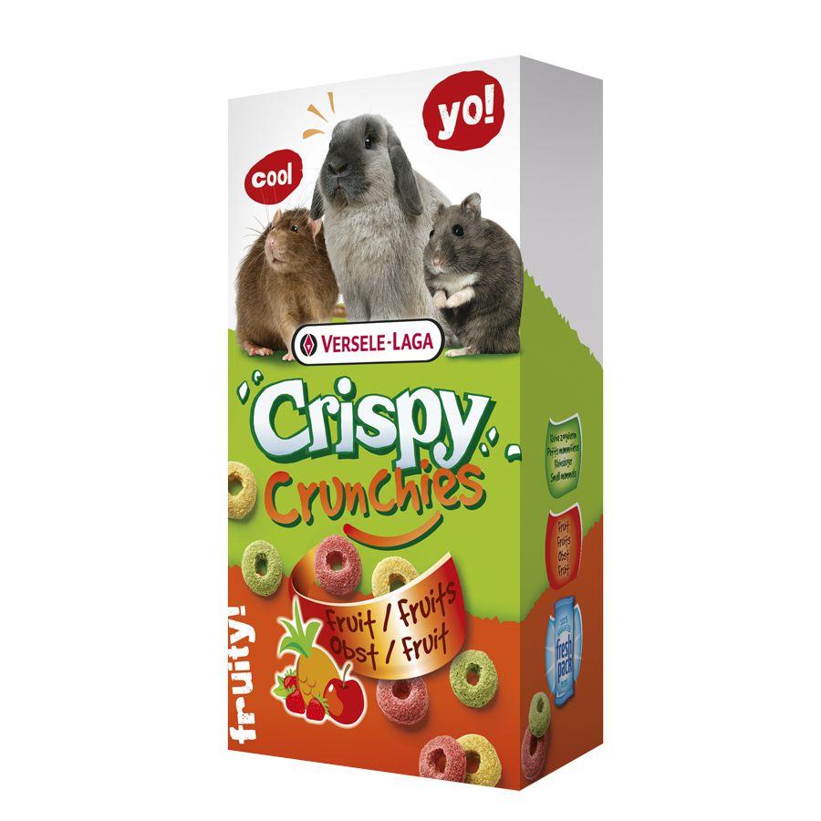 Versele-Laga Crispy Crunchies Fruit 75 gram